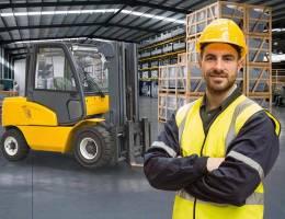 Внасяме резервни части за резервни части за мотокари и складова техника