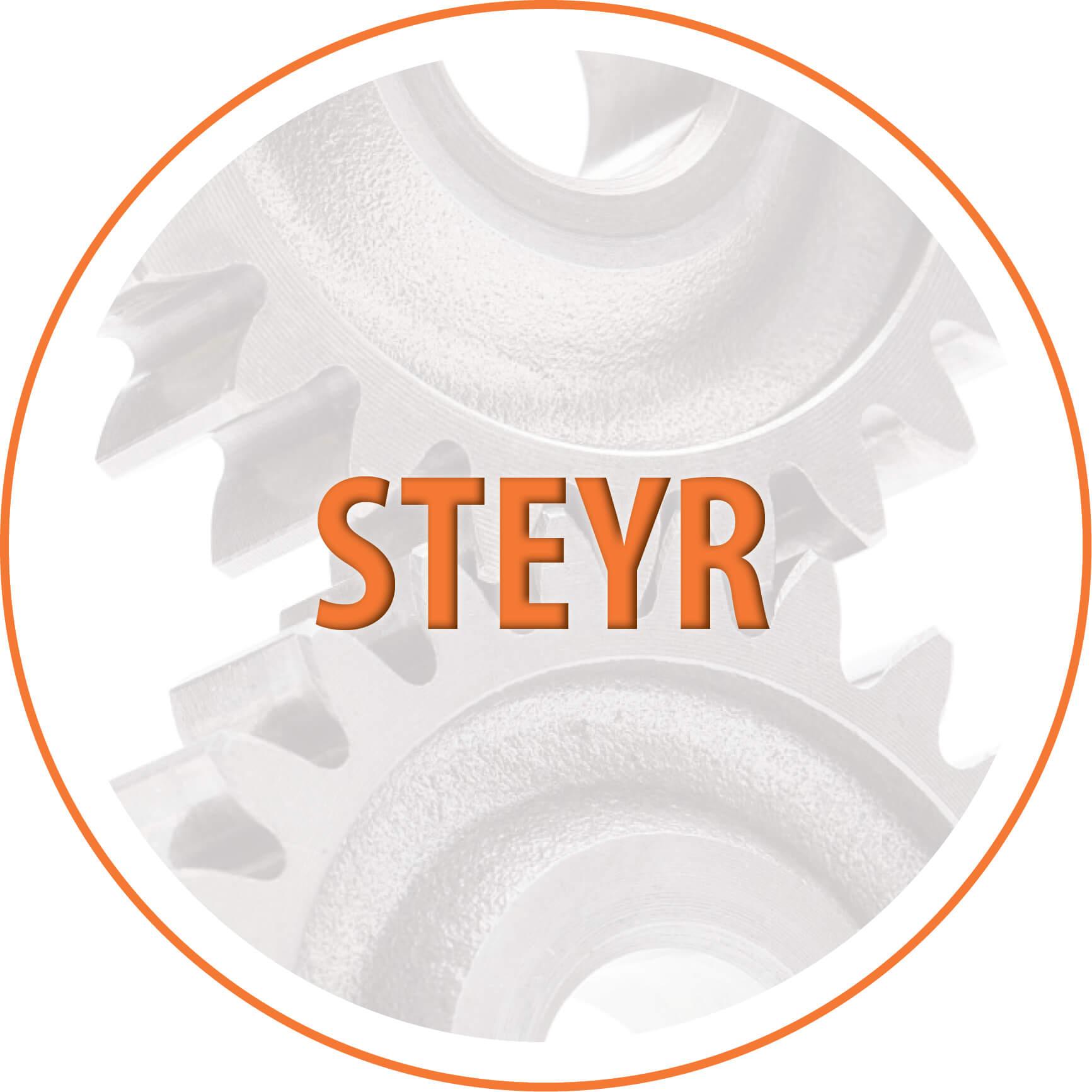 трактори STEYR