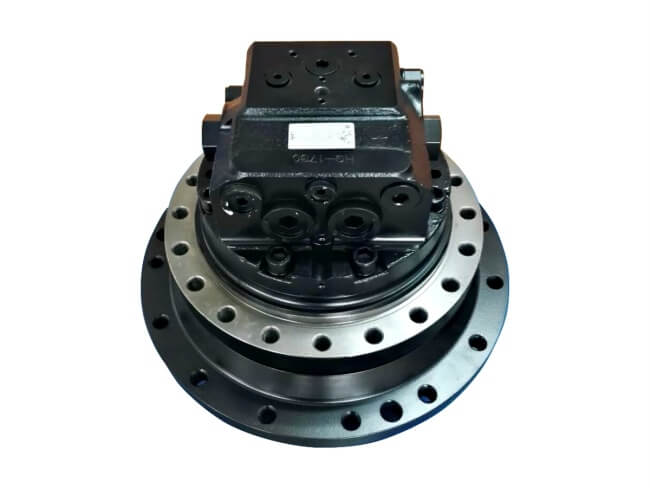 хидромотори за верижни багери