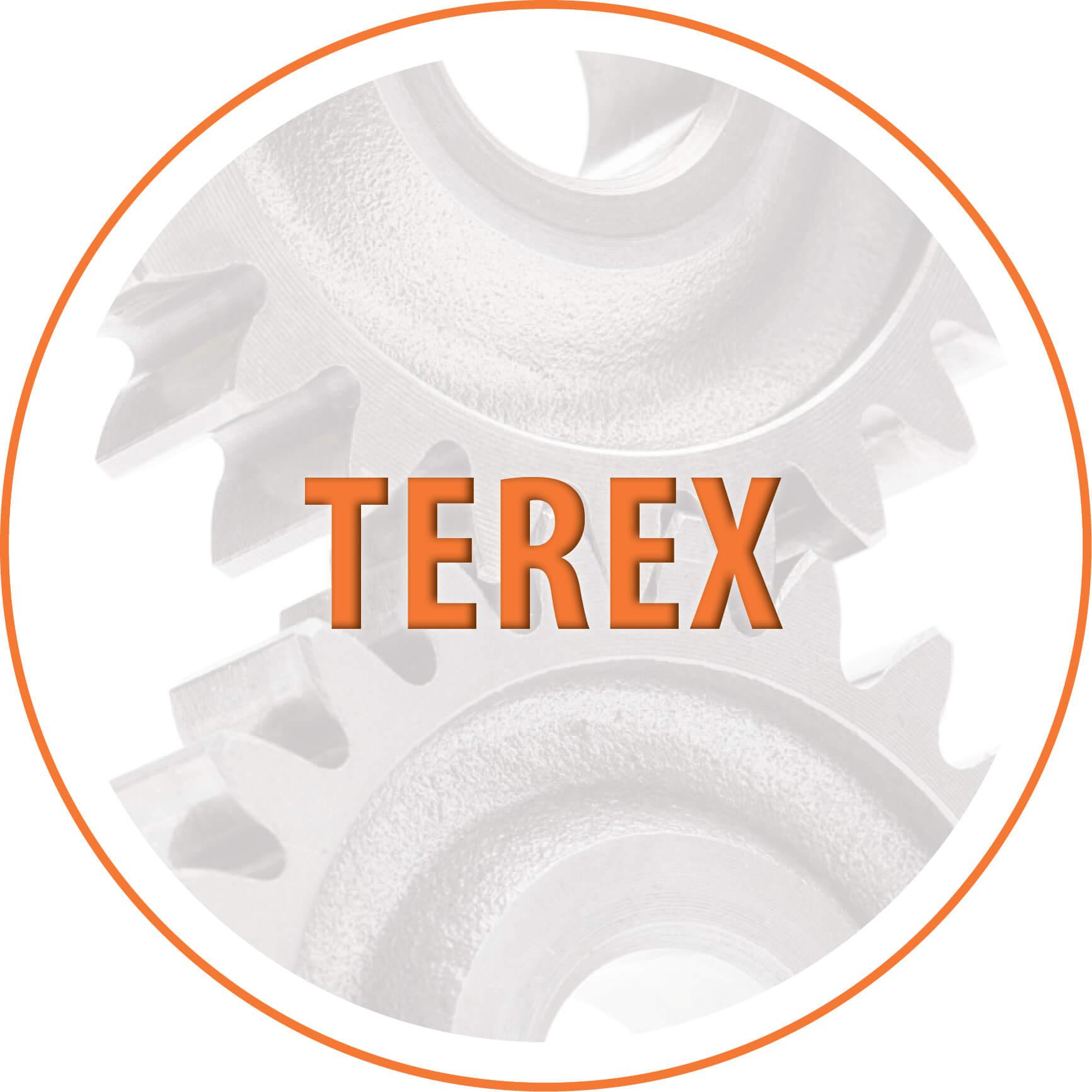 Terex строителни машини